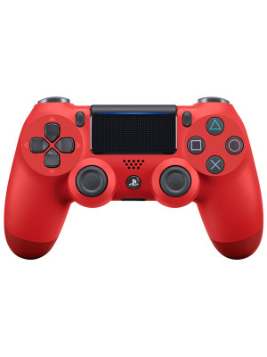 Геймпад Sony Dualshock 4 V2 Magma Red [PS4]