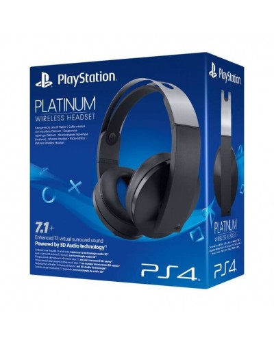 Гарнитура Sony Platinum Wireless Headset [PS4]
