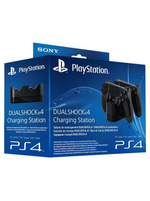 Зарядная станция PlayStation DualShock 4 Charging Station [PS4]