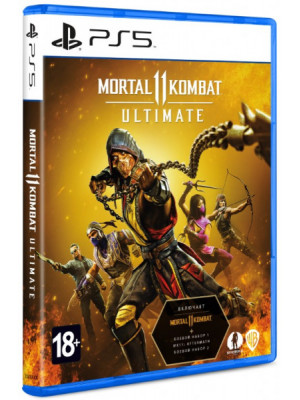 Mortal Kombat 11 – Ultimate [PS5]