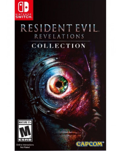 Resident Evil Revelations Collection [Nintendo Switch]
