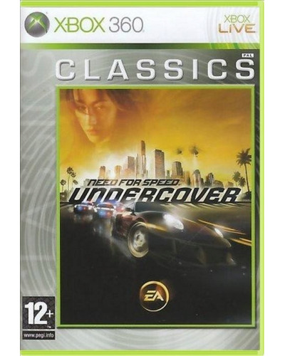 Need for Speed Undercover [Xbox 360]