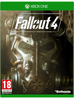 Fallout 4 [Xbox One] [Б/У]