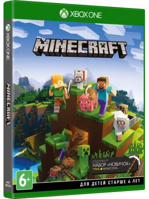 Minecraft Starter Collection [Xbox One]