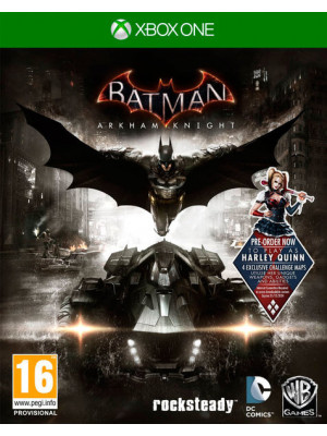 Batman: Arkham Knight [Xbox One] [Б/У]