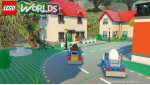 Игра Lego Worlds [PS4]