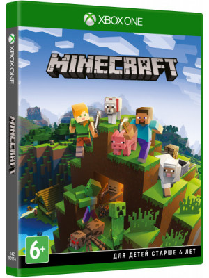 Minecraft Xbox One Edition [Xbox One] [Б/У]