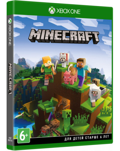 Minecraft Xbox One Edition [Xbox One]