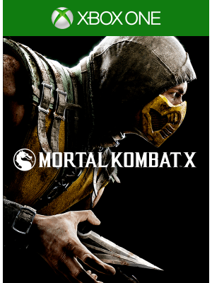 Mortal Kombat X [Xbox One] [Б/У]