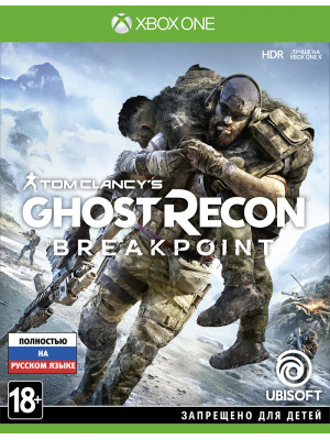 Tom Clancy's Ghost Recon: Breakpoint [Xbox One]