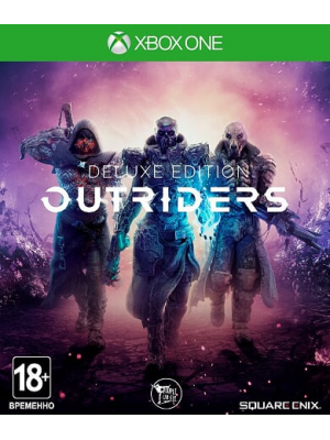 Outriders. Deluxe Edition [Xbox One]