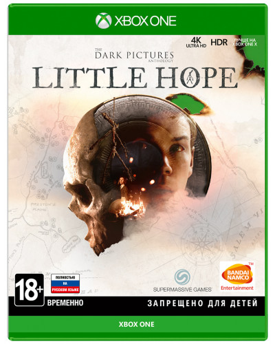 The Dark Pictures: Little Hope [Xbox One]