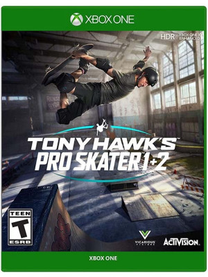 Tony Hawk's Pro Skater 1 + 2 [Xbox One]